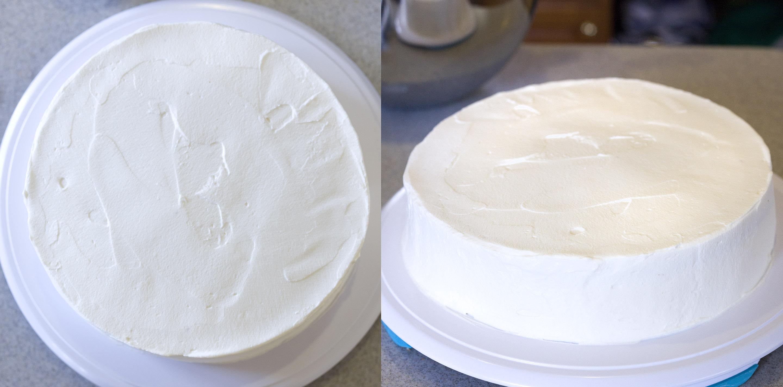 Chinese bakerystyle cream cake recipe John Painters Blog