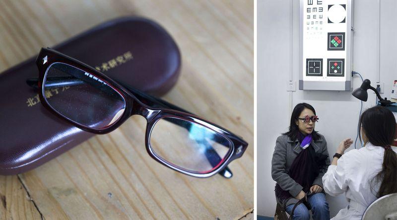 Glasses-collage